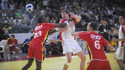 Handball: CH-Nationalmannschaft - Belgien
