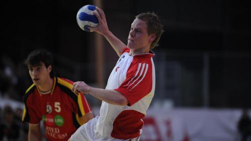 Handball: Polen - Schweizer Nationalmannschaft