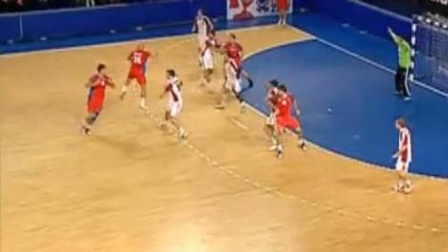 Handball EM-Qualifikation: Russland - Schweiz