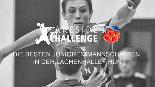 Handball: Lakeside Challenge 2015 U17, SG Pilatus - BSV Bern Muri