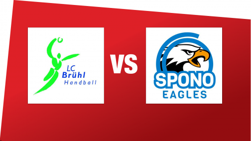SPAR Premium League, Playoff-Final (Spiel 1): LC Brühl - Spono Eagles 27:31 n.V.