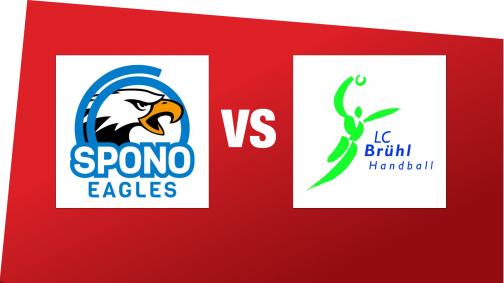 SPAR Premium League, Playoff-Final (Spiel 2): Spono Eagles - LC Brühl (19.5.2016)
