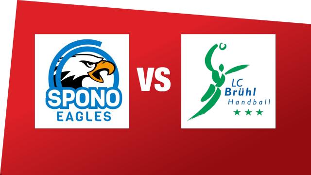 SPL1: SPONO EAGLES - LC Brühl Handball (14.11.2018 20:00)