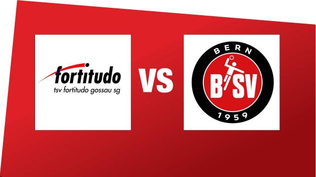 MNLA: TSV Fortitudo Gossau - BSV Bern (14.11.2018 20:00)