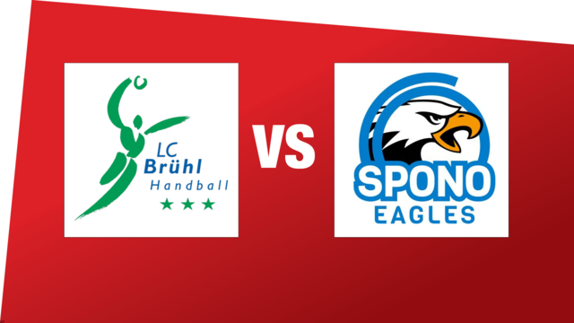 SPL1: LC Brühl Handball - SPONO EAGLES (20.01.2019 17:00)