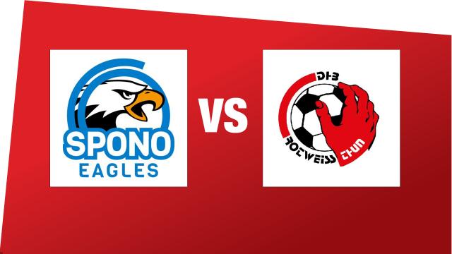 Cupfinal Frauen: Spono Eagles - Rotweiss Thun (17.03.2019 13:30)