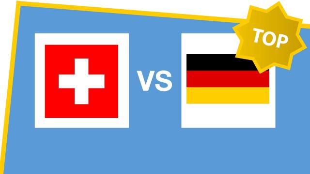 Airport Trophy: Schweiz - Deutschland (30.06.2019 13:15)