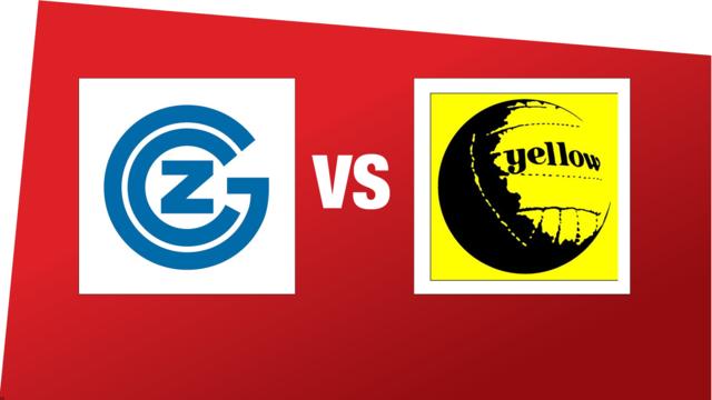 SPL1/SPL2: GC Amicitia Zürich - Yellow Winterthur (27.02.2020 20:30)