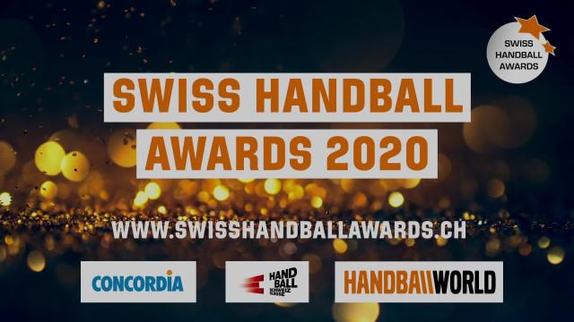 Siegervideo Swiss Handball Awards 2020