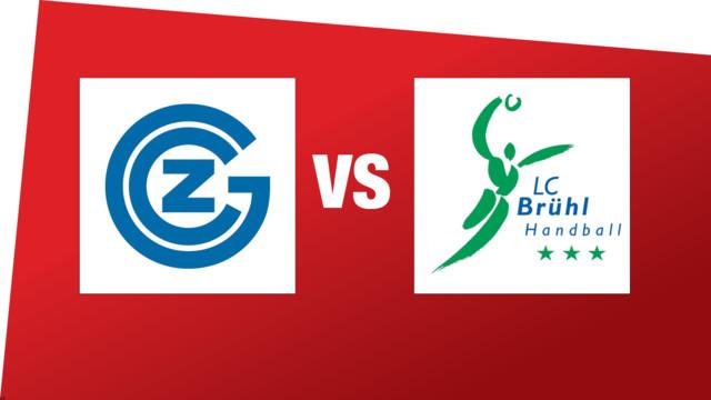 SPL1: GC Amicitia Zürich - LC Brühl Handball (17.01.2021 16:00)